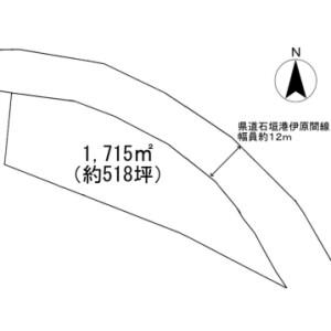 {building type} in Kabira - Ishigaki-shi Floorplan