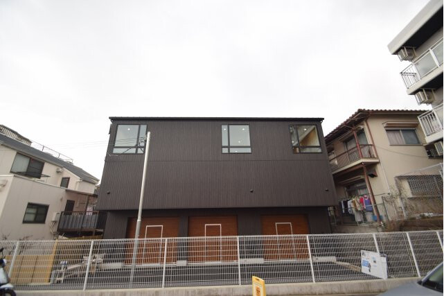 1R House to Rent in Suita-shi Exterior