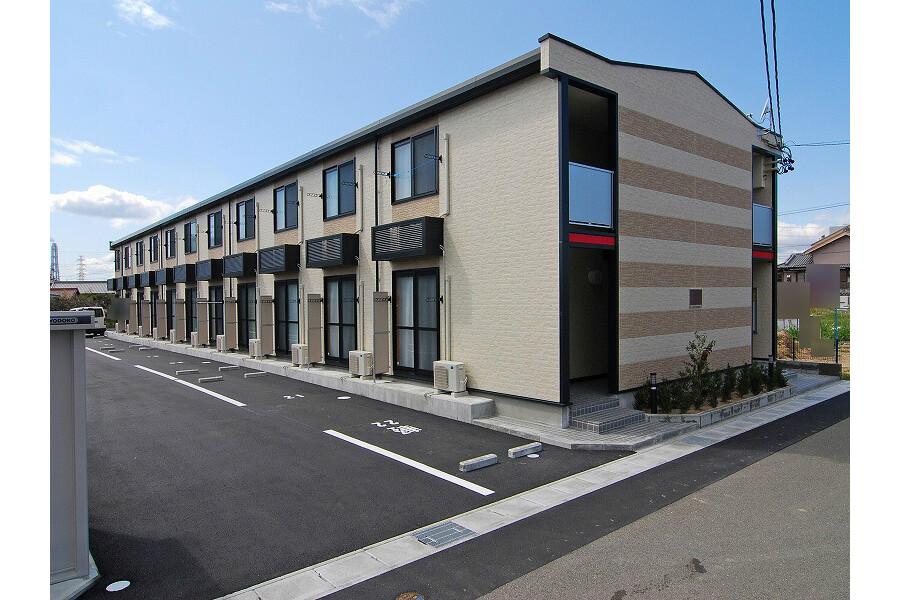 1K Apartment to Rent in Mie-gun Kawagoe-cho Exterior