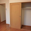 1K Apartment to Rent in Fukuoka-shi Hakata-ku Storage