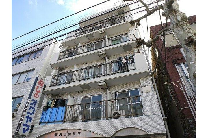 1R Apartment to Rent in Yokohama-shi Minami-ku Exterior