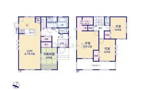 4LDK {building type} in Fukuro - Konosu-shi