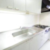 3LDK Apartment to Rent in Shinagawa-ku Kitchen