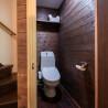 3DK 戸建て 京都市下京区 トイレ