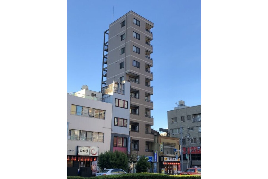 Whole Building Apartment to Buy in Chuo-ku Exterior