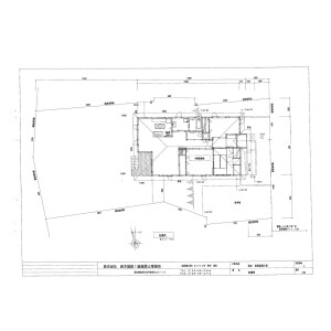 Whole Building {building type} in Sakazukimura - Furu-gun Tomari-mura Floorplan