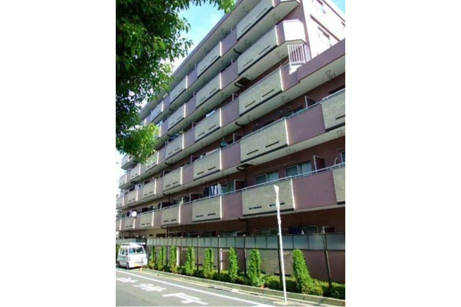 2DK Apartment to Rent in Meguro-ku Exterior