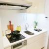在中央區內租賃1DK 公寓大廈 的房產 廚房