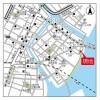 1LDK マンション 中央区 地図