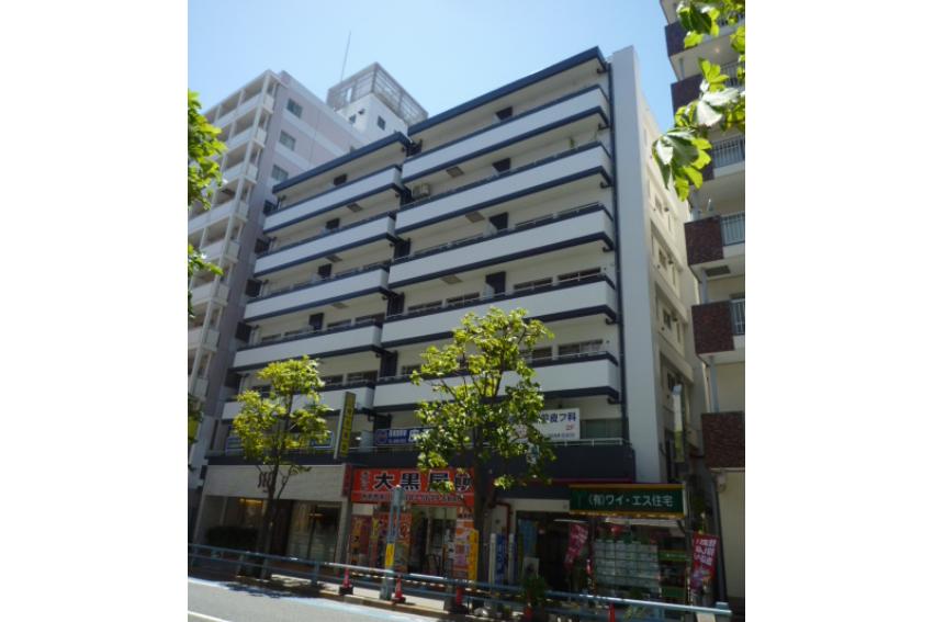 3DK Apartment to Rent in Edogawa-ku Exterior