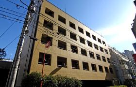 新宿區新宿-1R公寓大廈