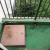 2DK Apartment to Rent in Shinjuku-ku Balcony / Veranda