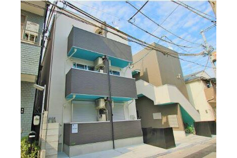 1LDK Apartment to Rent in Osaka-shi Higashinari-ku Exterior