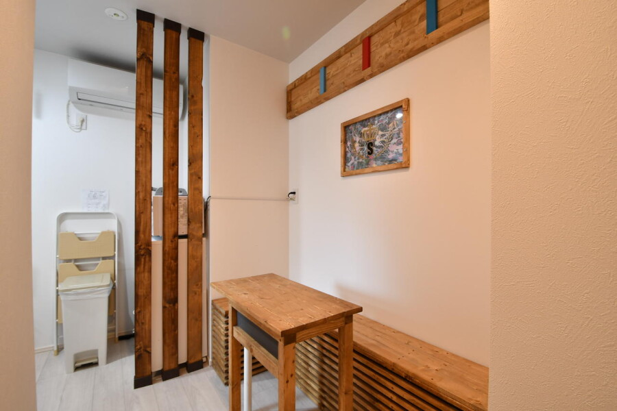 Private Guesthouse to Rent in Ota-ku Interior