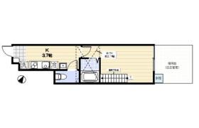 武藏野市境-1K公寓