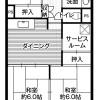 3SDK Apartment to Rent in Narita-shi Floorplan