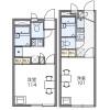 1K Apartment to Rent in Edogawa-ku Floorplan