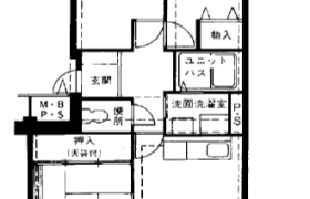 3DK {building type} in Ohashicho - Kadoma-shi