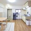 2DK Apartment to Rent in Shinagawa-ku Living Room
