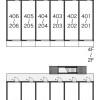1K 아파트 to Rent in Kunitachi-shi Floorplan
