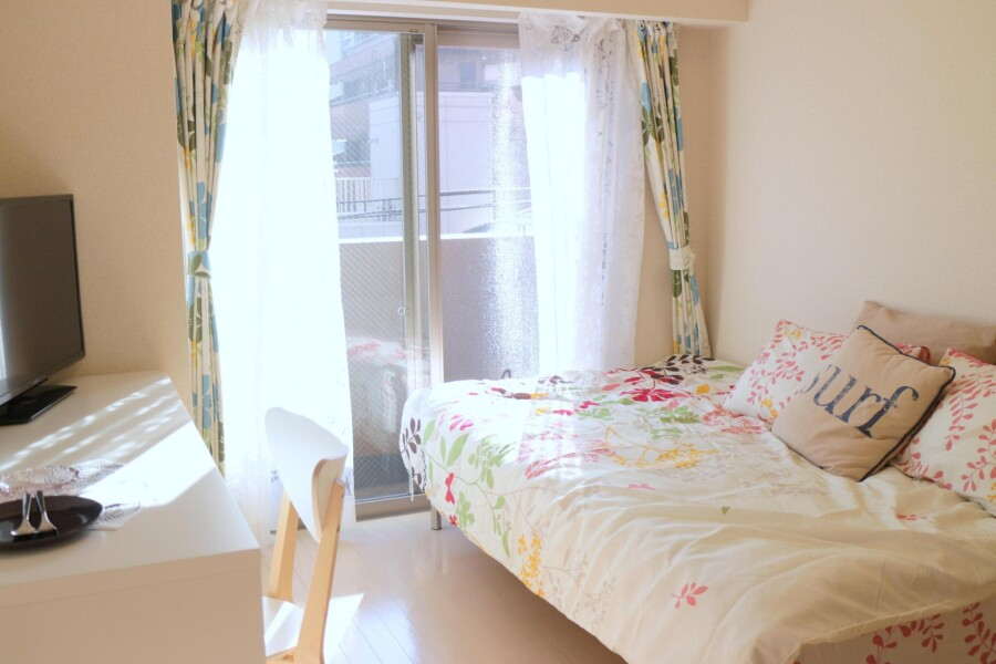 1K Apartment to Rent in Sumida-ku Bedroom