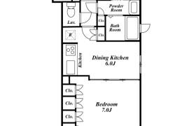 丰岛区駒込-1DK公寓大厦