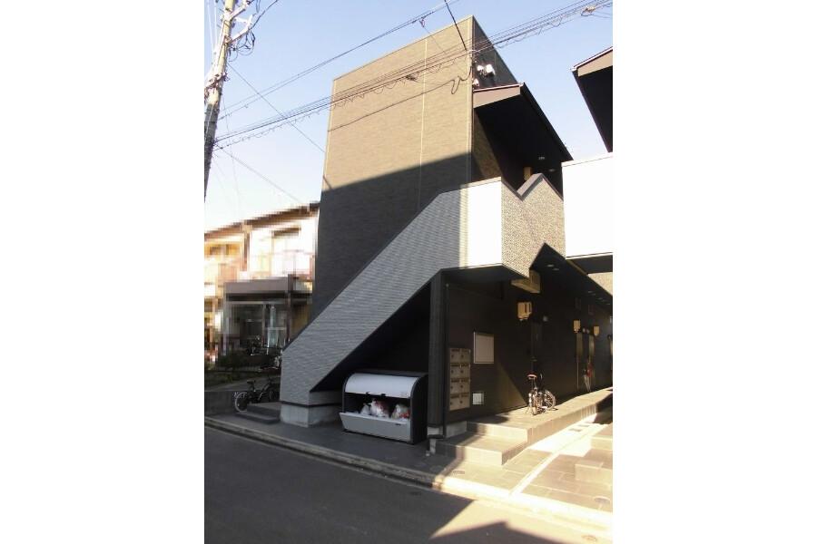 一棟 アパート 名古屋市中川区 外観