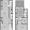6SK House to Buy in Kyoto-shi Shimogyo-ku Floorplan