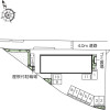 1K Apartment to Rent in Hachioji-shi Layout Drawing