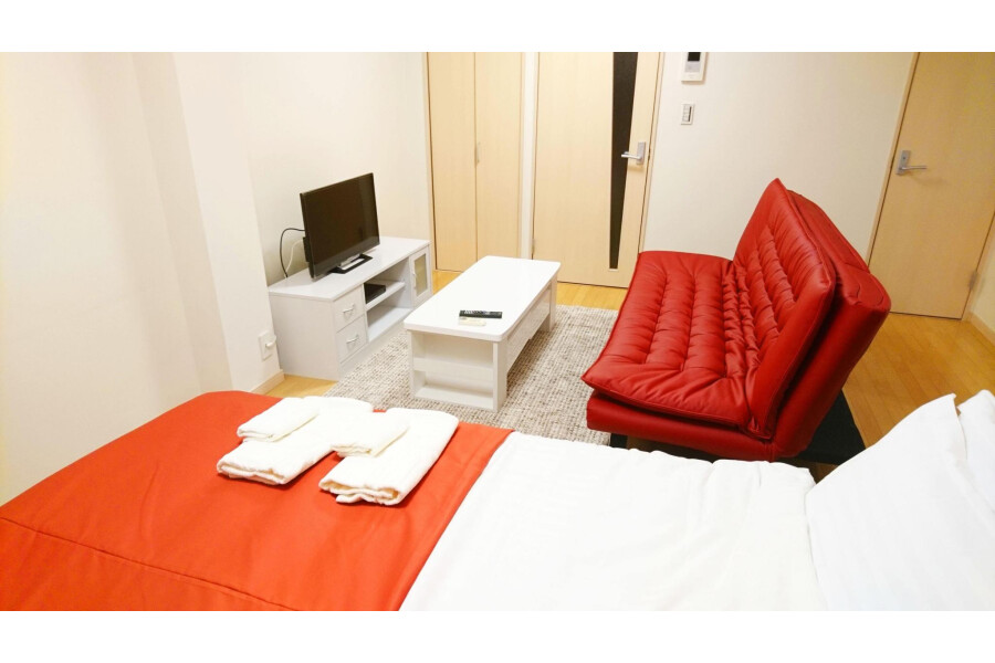 1R Apartment to Buy in Toshima-ku Living Room