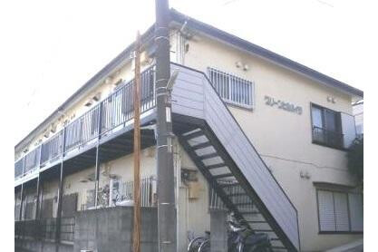 2LDK Apartment to Rent in Zama-shi Exterior