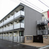 1K Apartment to Rent in Osaka-shi Hirano-ku Exterior