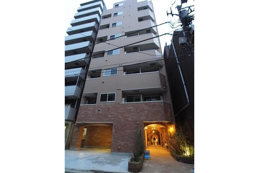 在台東區內租賃1LDK 公寓大廈 的房產 內部