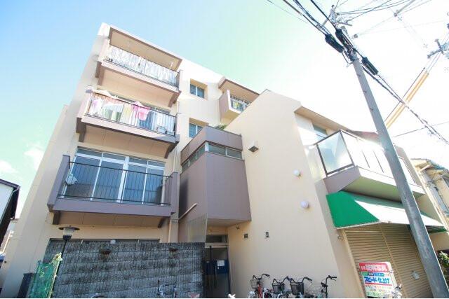 1DK Apartment to Rent in Osaka-shi Abeno-ku Exterior