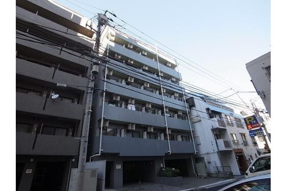 1K マンション 中野区 内装