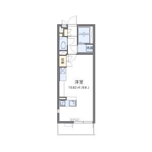 1R Mansion in Kamiochiai - Saitama-shi Chuo-ku Floorplan