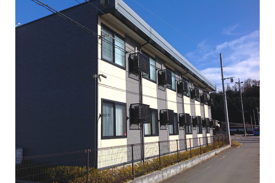 1K Apartment to Rent in Ina-shi Exterior