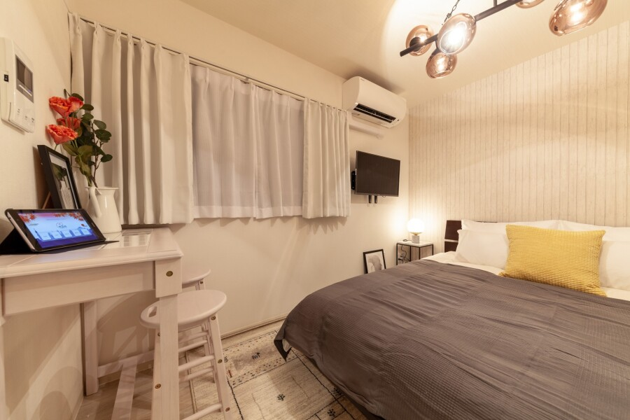1K Apartment to Rent in Taito-ku Bedroom