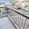 2DK House to Rent in Yao-shi Balcony / Veranda