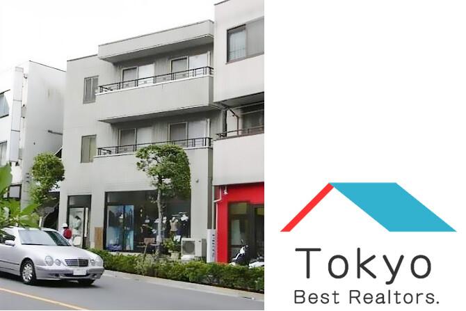 在新宿区内租赁1LDK 公寓大厦 的 户外