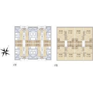 Whole Building {building type} in Sakuradai - Nerima-ku Floorplan