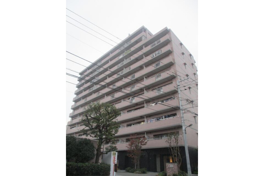2SLDK 맨션 to Rent in Toshima-ku Exterior