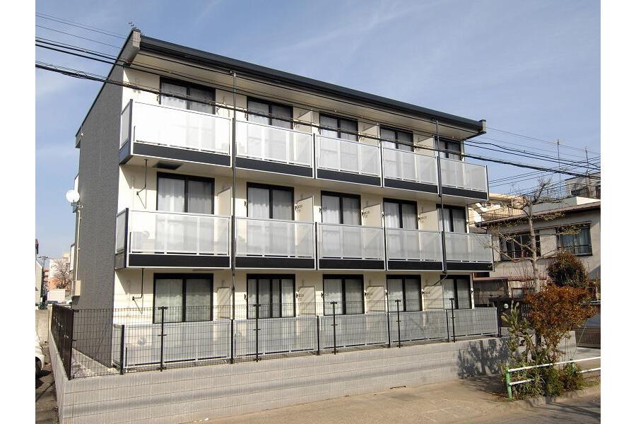 1LDK Apartment to Rent in Itabashi-ku Exterior