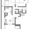 3LDK Apartment to Rent in Taito-ku Floorplan
