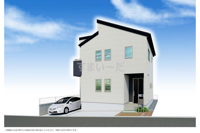 4LDK House to Buy in Kawagoe-shi Exterior