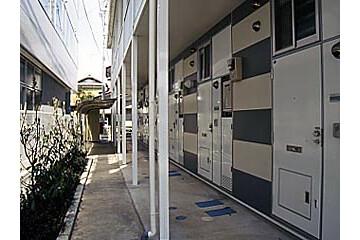 在鴻巣市內租賃1K 公寓 的房產 戶外