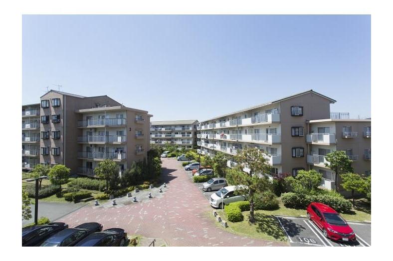 4LDK Apartment to Rent in Saitama-shi Midori-ku Exterior