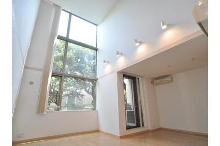 3LDK Apartment to Rent in Bunkyo-ku Living Room