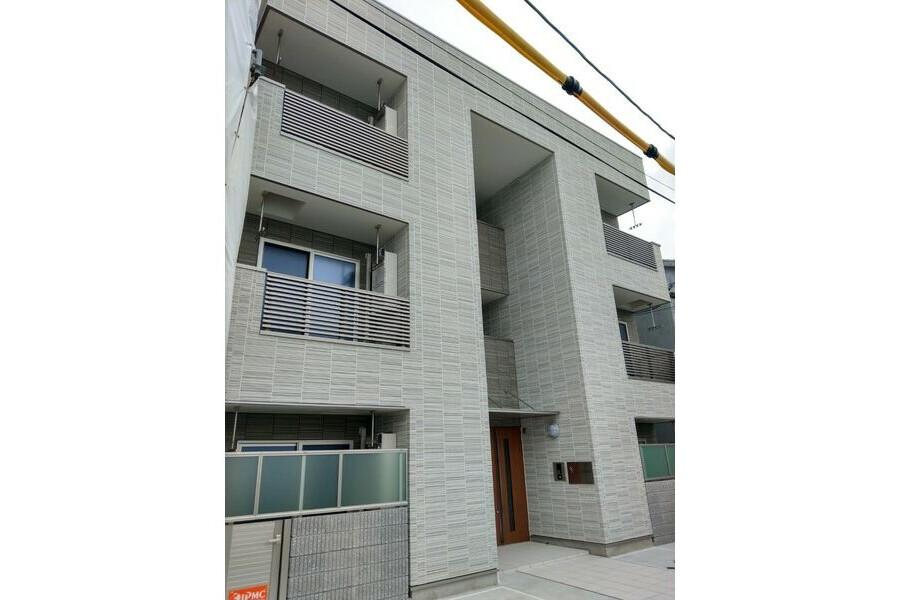 1LDK Apartment to Rent in Osaka-shi Ikuno-ku Exterior