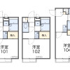 1K 아파트 to Rent in Yokohama-shi Minami-ku Floorplan